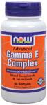NOW Foods Gamma E Complex 60 Softgels