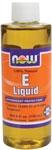 NOW Foods E Liquid 56,000 IU d-alpha 4 Ounces