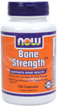 NOW Foods Bone Strength™ 120 Capsules