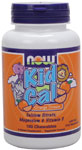 NOW Foods Kid Cal 100 Chewables