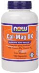 NOW Foods Cal-Mag DK  180 Capsules