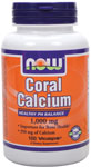 NOW Foods Coral Calcium 1,000 mg 100 Vcaps