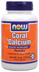 NOW Foods Coral Calcium Powder 6 Ounces (170g)