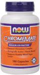 NOW Foods ChromeMate 200 mcg 180 Capsules
