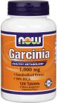 NOW Foods Garcinia 1,000 mg 120 Tablets