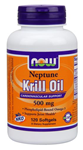 NOW Foods Neptune Krill Oil 500 mg 120 Softgels