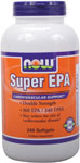 NOW Foods Super EPA  Double Strength 240 Softgels