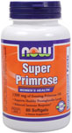 NOW Foods Super Primrose Oil 1,300 mg 60 Softgels