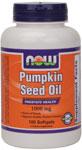 NOW Foods Pumpkin Seed Oil 100 Softgels