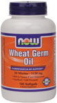 NOW Foods Wheat Germ Oil 100 Softgels
