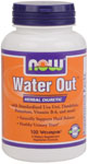 NOW Foods Water Out 100 Vcaps