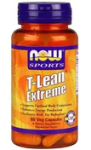 NOW Foods T-Lean Extreme 60 Veg Capsules
