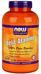 NOW Foods Beta-Alanine Powder 500 g (17.6 Ounces)