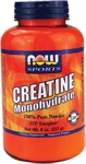 NOW Foods Creatine Monohydrate Powder 8 Ounces