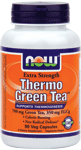 NOW Foods Thermo Green Tea 90 Capsules