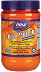 NOW Foods Pea Protein Powder 12 Ounces (340 g)