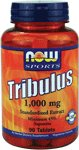 NOW Foods Tribulus 1,000 mg 90 Tablets