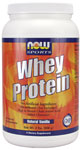 NOW Foods Whey Protein Vanilla 2 Pounds (908 g)