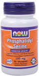NOW Foods Phosphatidyl Serine 100 mg 30 Vcaps