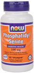 NOW Foods Phosphatidyl Serine 100 mg 60 Vcaps