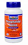 NOW Foods Phosphatidyl Serine 100 mg 50 Softgels