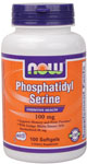 NOW Foods Phosphatidyl Serine 100 mg 100 Softgels