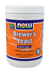 NOW Foods Brewers Yeast Powder 1 Pound (454 g)
