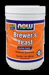 NOW Foods Brewers Yeast Powder 1 Pound (454 g)