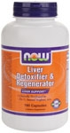 NOW Foods Liver Detoxifier & Regenerator 180 Capsules