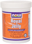 NOW Foods Fresh Royal Jelly 10 Ounces
