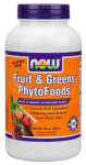 NOW Foods Fruit & Greens™ PhytoFoods 10 Ounce