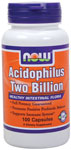 NOW Foods Acidophilus Two Billion 100 Capsules