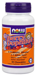 NOW Foods BerryDophilus 60 Chewable Lozenges