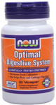 NOW Foods Optimum Digestive System 90 Vcaps