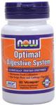 NOW Foods Optimum Digestive System 90 Vcaps