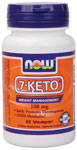 NOW Foods 7-Keto® 100 mg  60 Vcaps