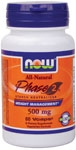 NOW Foods Phase 2® Starch Neutralizer 500 mg 60 Vcaps®