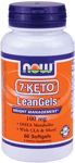 NOW Foods 7-Keto® LeanGels™ 100 mg 60 Softgels