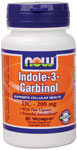 NOW Foods Indole-3-Carbinol 200 mg 60 Vcaps