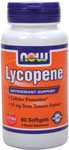 NOW Foods Lycopene 10 mg  60 Softgels