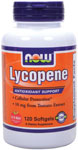 NOW Foods Lycopene 10 mg 120 Softgels