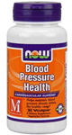 NOW Foods Blood Pressure Health 90 Vcaps®