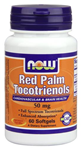 NOW Foods Red Palm Tocotrienols 50 mg 60 Softgels