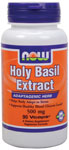 NOW Foods Holy Basil Extract 500 mg  90 Vcaps