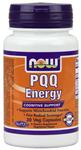 Now Foods PQQ Energy 30 Veg Capsules