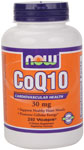 NOW Foods CoQ10 30 mg 240 Capsules
