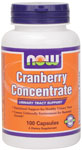 NOW Foods Cranberry Concentrate 100 Capsules
