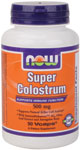 NOW Foods Super Colostrum 500 mg 90 Vcaps