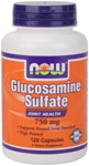 NOW Foods Glucosamine Sulfate 750 mg  120 Capsules