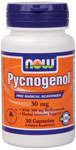 NOW Foods Pycnogenol 30 mg  30 Capsules